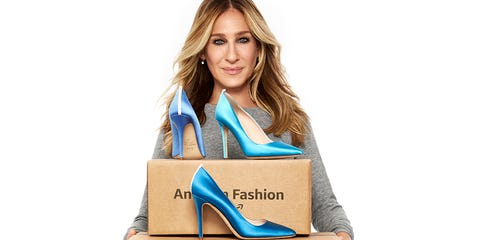 Style, Collar, Electric blue, Long hair, Brown hair, Street fashion, Bag, Job, Blond, Packaging and labeling,