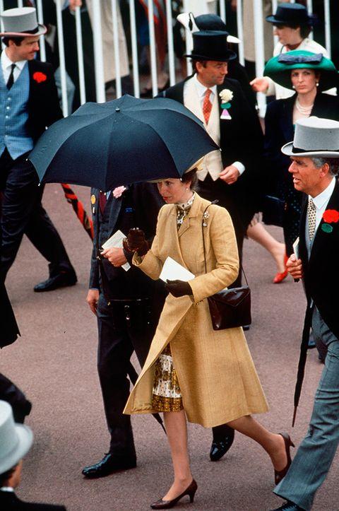 Clothing, Footwear, Leg, Coat, Trousers, Umbrella, Hat, Shoe, Outerwear, Style,