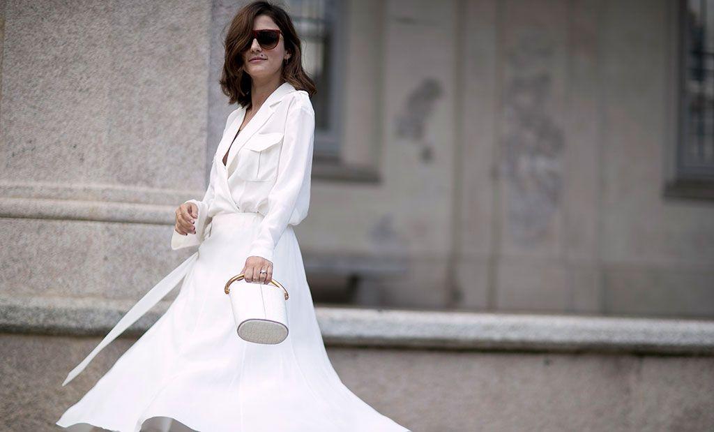 20 Looks Blancos Que Corroboran La Hegemonía Veraniega De