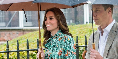 Green, Yellow, Fashion accessory, Smile, Plant, Tourism, Umbrella,