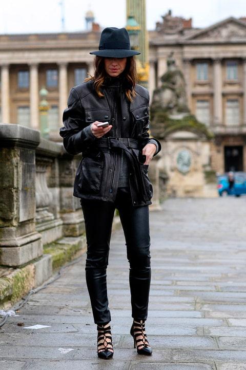 Clothing, Footwear, Sleeve, Textile, Jacket, Outerwear, Fashion accessory, Coat, Street fashion, Style,