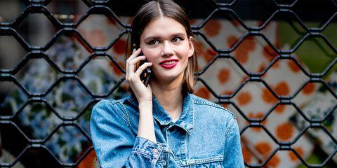 Denim, Jeans, Clothing, Street fashion, Blue, Beauty, Fashion, Textile, Outerwear, Electric blue,