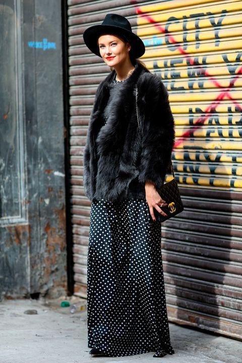 Clothing, Sleeve, Hat, Textile, Outerwear, Style, Street fashion, Fashion accessory, Bag, Headgear,