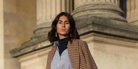 d1587f2748a2e Así se llevan los abrigos de entretiempo en París