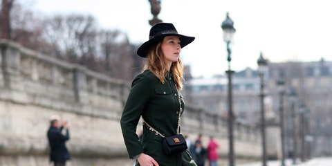 Clothing, Sleeve, Hat, Outerwear, Style, Street fashion, Fashion accessory, Collar, Costume accessory, Fashion,
