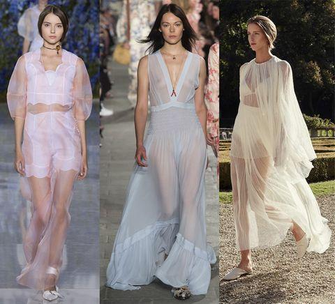 Clothing, Dress, Style, Gown, Fashion, Fashion model, Waist, One-piece garment, Wedding dress, Sandal,
