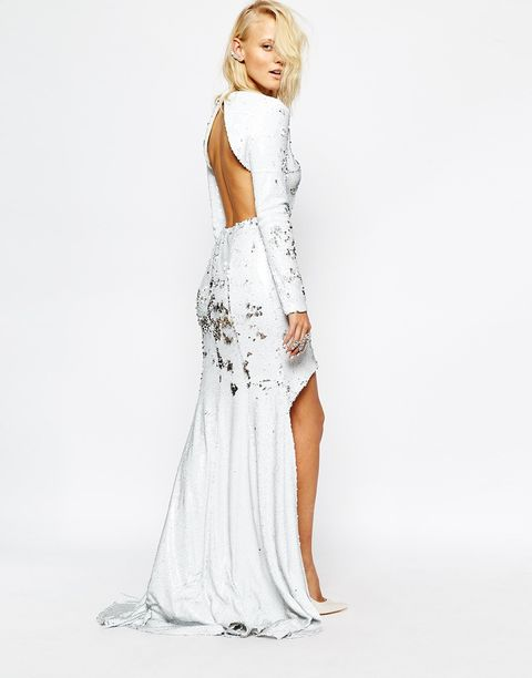 diseño moderno amplia selección sitio oficial Vestido para una boda de entretiempo: la guía definitiva