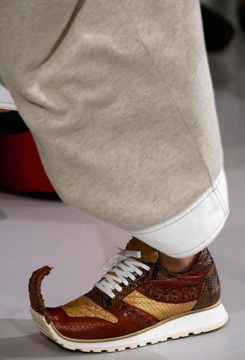 Footwear, Shoe, Sneakers, Outdoor shoe, Beige, Plimsoll shoe, Athletic shoe,