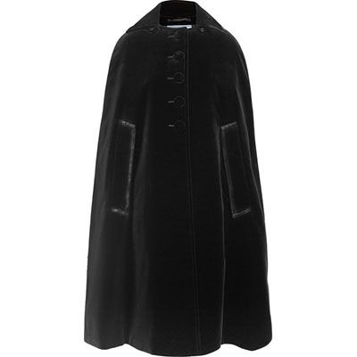 Coat, Leather, Cloak, Mantle, Cape, Overcoat, Velvet,