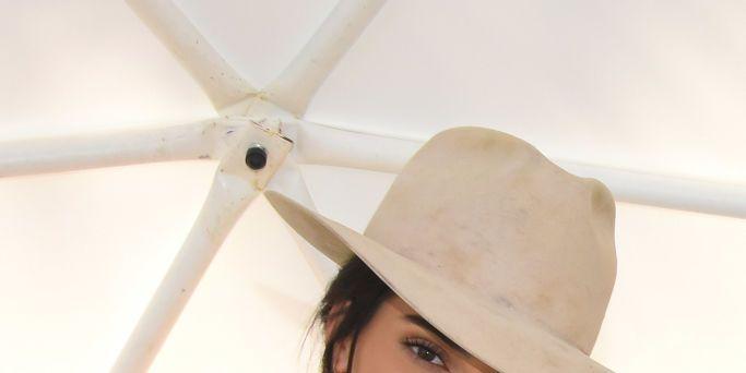 Cuando no peinarse está de moda (porque se llevan los sombreros) 3d0c4fb78af