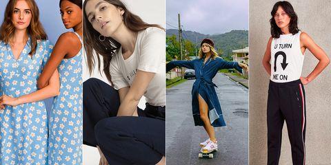 Clothing, Street fashion, Fashion, Footwear, Dress, Shoe, Jeans, Trousers, Leisure, Style,