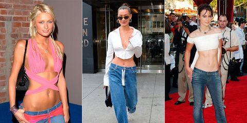 Clothing, Denim, Trousers, Human body, Jeans, Waist, Textile, Trunk, Style, Abdomen,