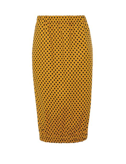 Yellow, Pattern, Orange, Amber, Polka dot, Pattern,