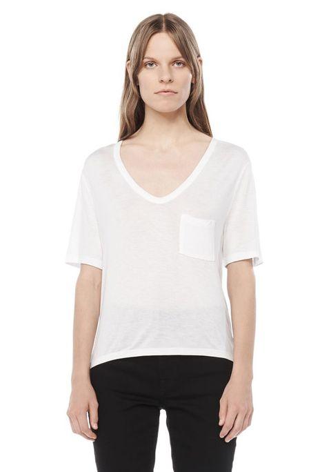b5fbc19e4 Guía definitiva para encontrar la camiseta blanca perfecta