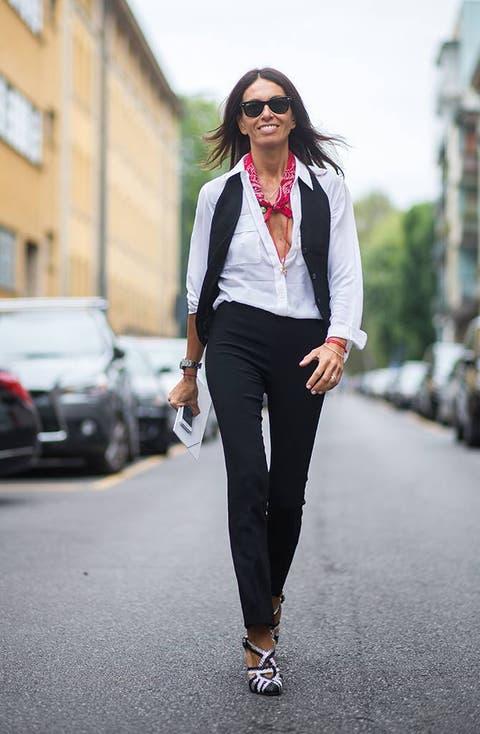 Clothing, Collar, Sunglasses, Road, Outerwear, Street, Fashion accessory, Style, Street fashion, Fashion,