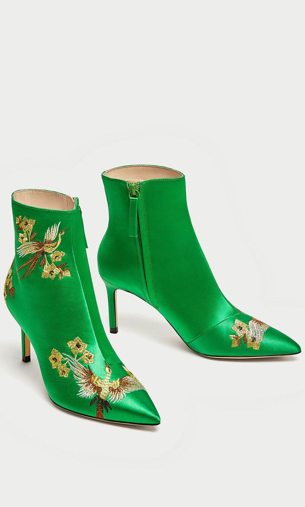 Otoñoy Zapatos Ya Las Pasarelas Los No Zara 10 Que Viste De En iXkOPZu
