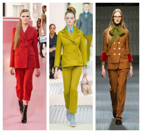 Footwear, Leg, Sleeve, Outerwear, Red, Style, Collar, Orange, Fashion, Blazer,