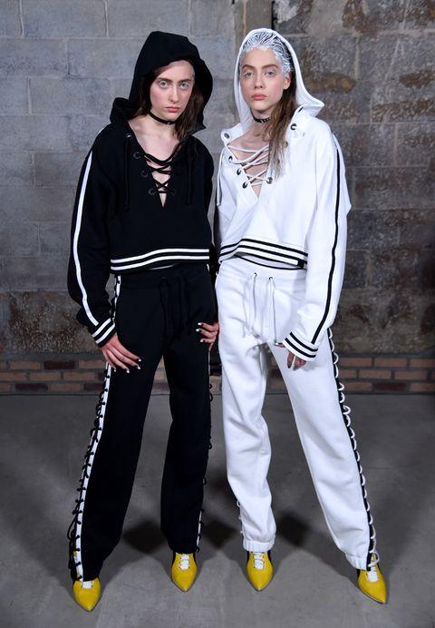 Sleeve, White, Style, Fashion, Street fashion, Cool, Fashion model, Costume accessory, Necklace, Photo shoot,