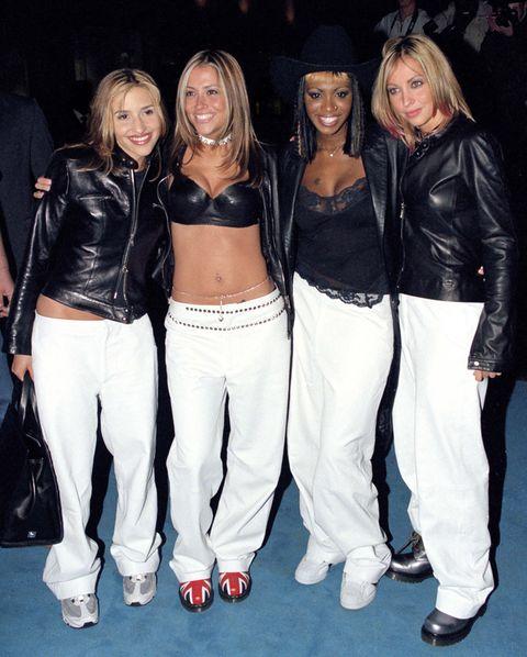Smile, Trousers, Textile, White, Style, Jacket, Waist, Fashion, Abdomen, Blond,