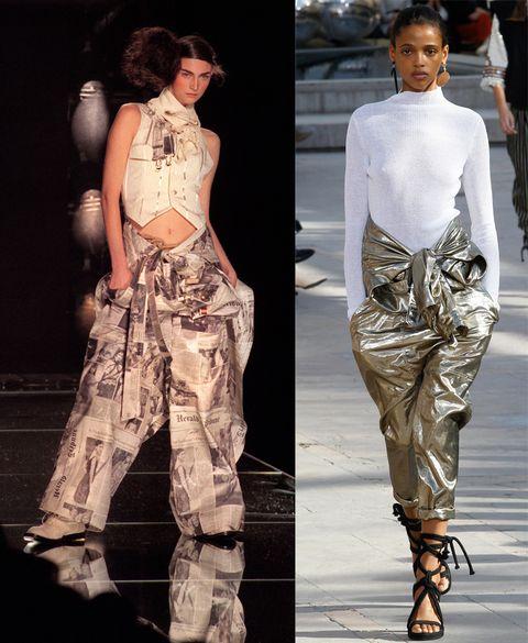 Human body, Fashion model, Style, Fashion, Waist, Street fashion, Model, Fashion design, Camouflage, Fashion show,