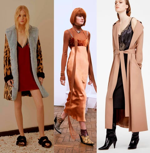 Clothing, Footwear, Brown, Sleeve, Outerwear, Dress, Style, Formal wear, Fashion, Fashion model,