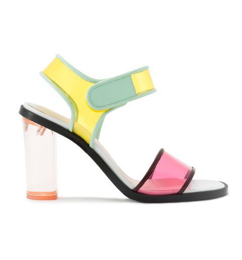 Footwear, Product, Pink, High heels, Sandal, Fashion, Basic pump, Tan, Beige, Material property,