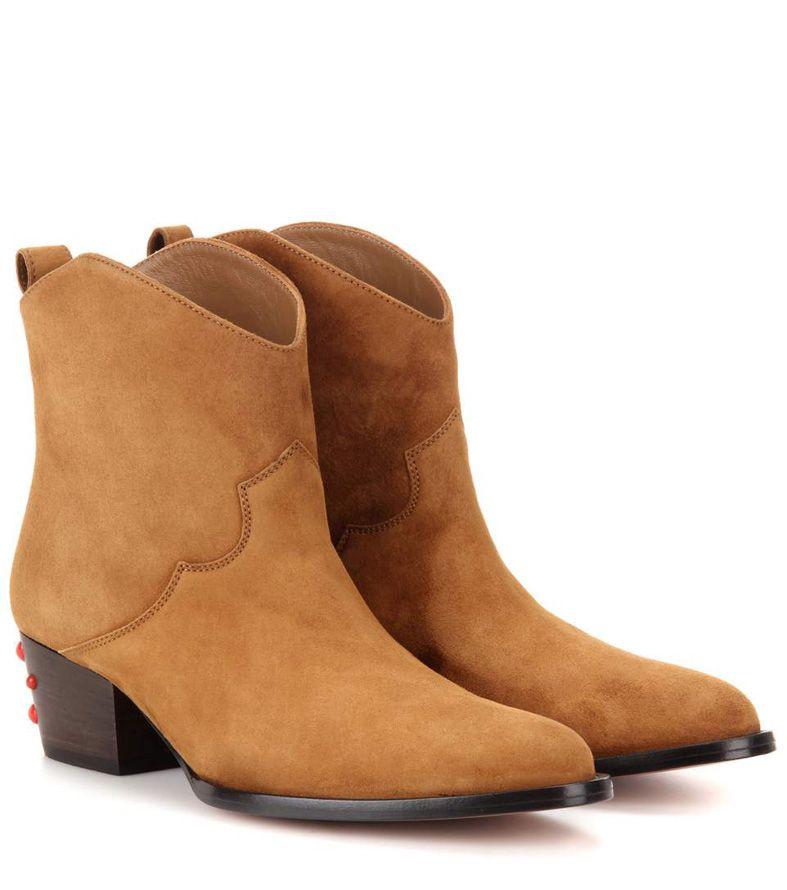 fcdaf20ec5 Vuelven las botas 'cowboy' (y así se llevan)
