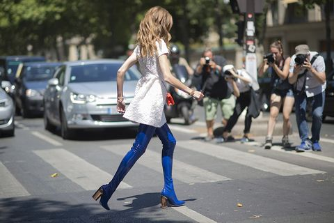 Clothing, Leg, Road, Trousers, Infrastructure, Street, Photograph, Jeans, Style, Pedestrian,