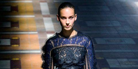 Human body, Textile, Style, Fashion model, Fashion, Fashion show, Waist, Model, Fashion design, Haute couture,