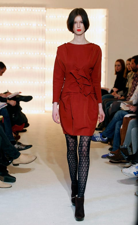 Clothing, Footwear, Leg, Human, Shoulder, Jeans, Joint, Outerwear, Red, Style,