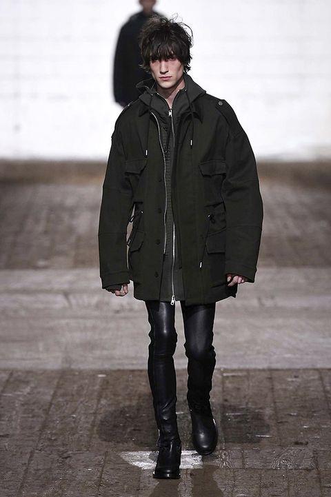 Clothing, Human, Jacket, Leg, Winter, Sleeve, Human body, Coat, Textile, Standing,