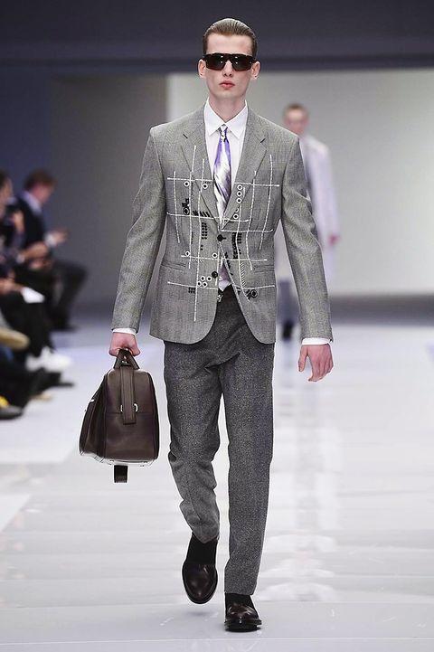 Clothing, Eyewear, Vision care, Dress shirt, Collar, Trousers, Coat, Shirt, Sunglasses, Outerwear,