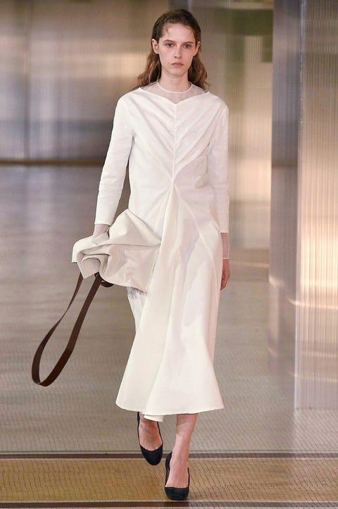 Product, Sleeve, Shoulder, Dress, Floor, Flooring, Street fashion, Fashion, Fashion model, High heels,
