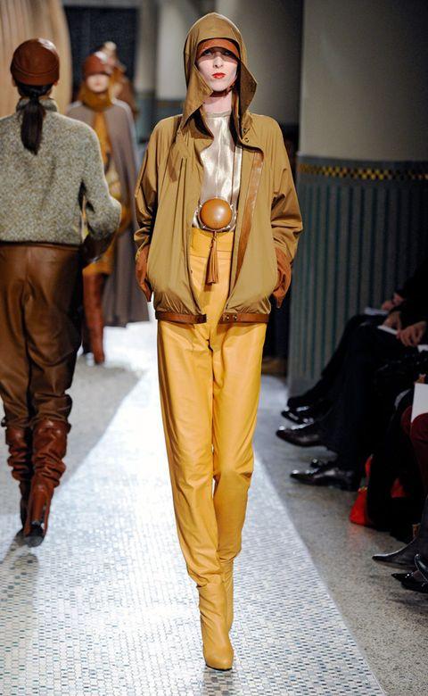 Footwear, Brown, Outerwear, Style, Headgear, Fashion, Tan, Liver, Beige, Fashion model,