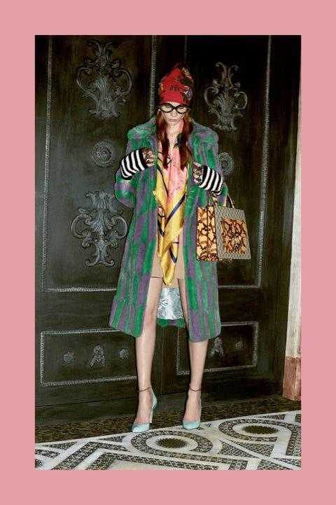 Dress, Vintage clothing, Street fashion, Blazer, One-piece garment, Teal, Visual arts, Day dress, Costume, Costume hat,