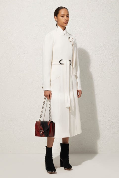 Sleeve, Textile, Joint, Bag, Outerwear, White, Collar, Style, Fashion accessory, Street fashion,