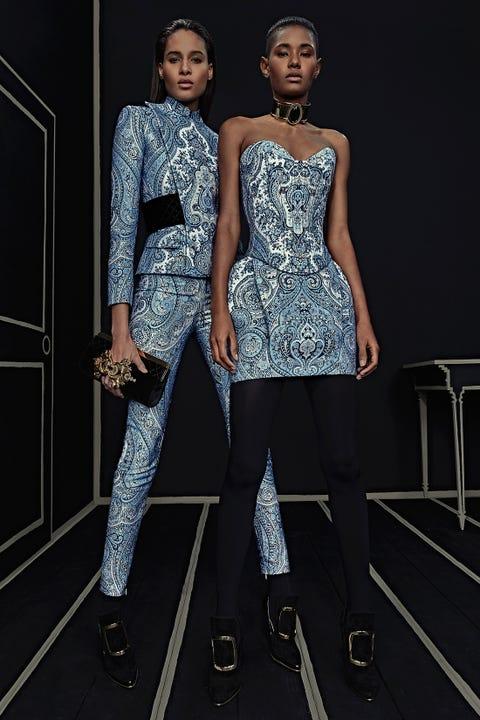 Clothing, Blue, Shoulder, Style, Dress, Fashion, Fashion model, Door, Electric blue, Waist,