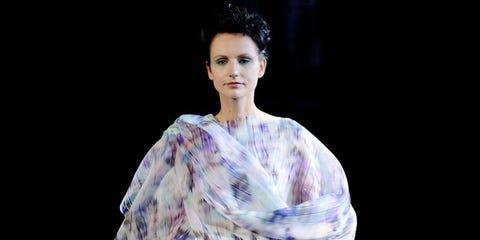 Style, Dress, Fashion, Fashion model, Fashion show, Model, Costume design, Haute couture, One-piece garment, Makeover,