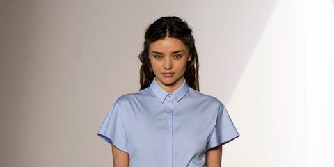 Sleeve, Shoulder, Joint, Style, Formal wear, Waist, Fashion, Neck, Electric blue, Fashion model,