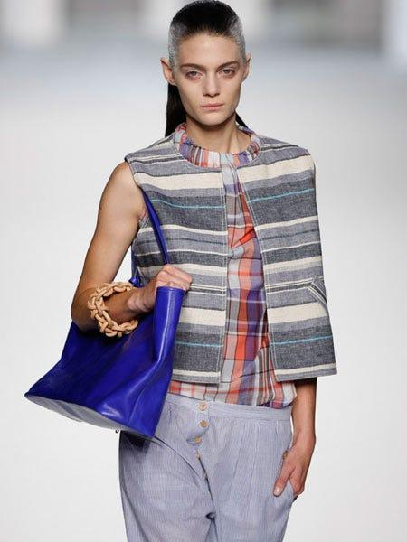 Sleeve, Shoulder, Plaid, Textile, Shirt, Bag, Pocket, Denim, Style, Collar,