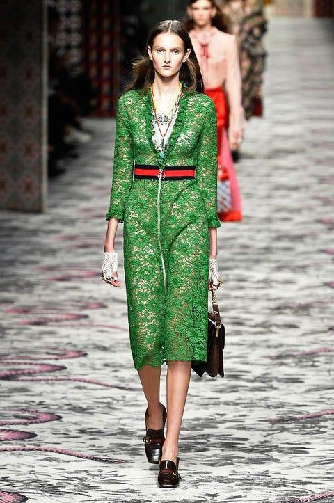 Style, Street fashion, Fashion show, Fashion model, Fashion accessory, Fashion, Dress, Pattern, One-piece garment, Runway,