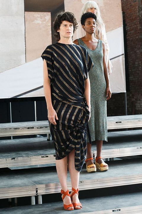 Clothing, Footwear, Leg, Human leg, Shoulder, Joint, Dress, Style, Pattern, Street fashion,