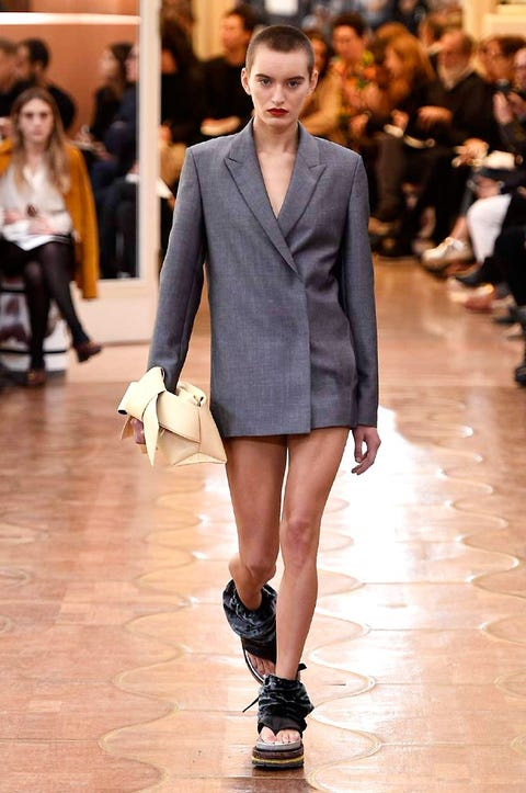 Clothing, Footwear, Leg, Human, Event, Human body, Fashion show, Shoulder, Human leg, Joint,