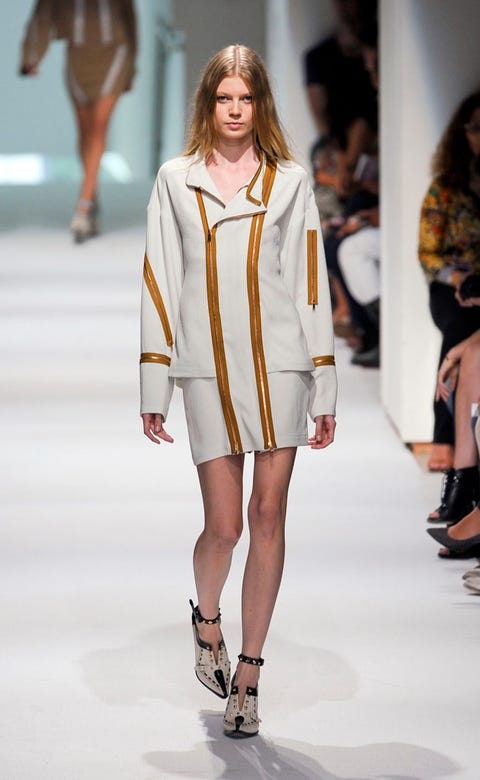 Clothing, Footwear, Human, Leg, Fashion show, Event, Human leg, Shoulder, Joint, Outerwear,