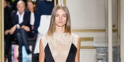 Shoulder, Waist, Style, Fashion show, Formal wear, Fashion model, Dress, Fashion, Street fashion, Model,