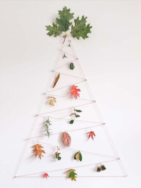 Los árboles más raros y originales de esta Navidad