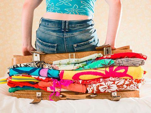 5 reglas de oro para ordenar tu armario
