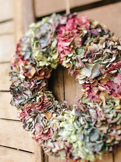 Como Decorar Con Flores Secas - Decorar-con-flores-secas