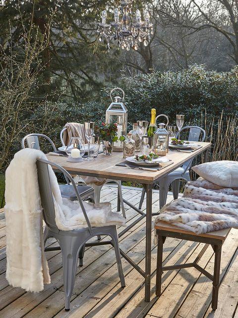 Cinco ideas para decorar tu mesa de otoño