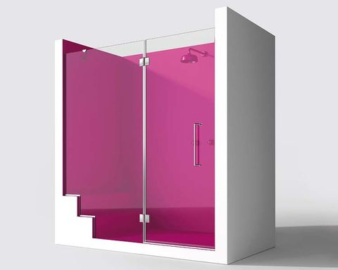 Product, Magenta, Purple, Violet, Grey, Major appliance, Maroon, Parallel, Refrigerator, Composite material,